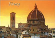 Travel to Italy Florence Toscane